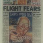 Cairns Mayor